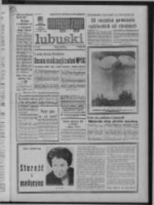 Gazeta Zielonogórska : magazyn lubuski : organ KW Polskiej Zjednoczonej Partii Robotniczej R. XXIII Nr 46 (23/24 lutego 1974). - Wyd. A