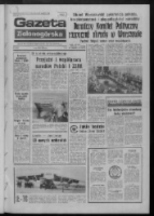 Gazeta Zielonogórska : organ KW Polskiej Zjednoczonej Partii Robotniczej R. XXIII Nr 91 (18 kwietnia 1974). - Wyd. A
