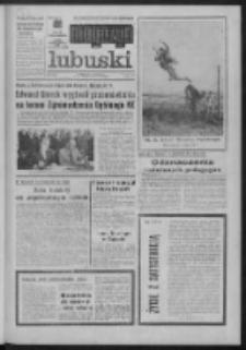 Gazeta Zielonogórska : magazyn lubuski : organ KW Polskiej Zjednoczonej Partii Robotniczej R. XXIII Nr 239 (11/12/13 października 1974). - Wyd. A