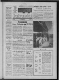 Gazeta Zielonogórska : magazyn lubuski : organ KW Polskiej Zjednoczonej Partii Robotniczej R. XXIV Nr 62 (15/16 marzec 1975). - Wyd. A