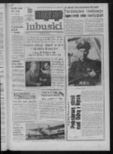 Gazeta Zielonogórska : magazyn lubuski : organ KW Polskiej Zjednoczonej Partii Robotniczej R. XXIV Nr 84 (12/13 kwietnia 1975). - Wyd. A