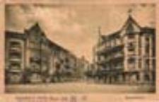 Gorzów Wlkp. / Landsberg a. Warthe; Bismarckstraße; ul. Bismarcka