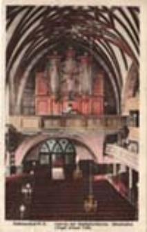 Lubsko / Sommerfeld Ff.O.; Inneres der Stadtpfarrkirche
