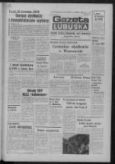 Gazeta Lubuska : dziennik Polskiej Zjednoczonej Partii Robotniczej : Zielona Góra - Gorzów R. XXIX Nr 114 (8 czerwca 1981). - Wyd. A