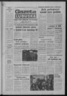 Gazeta Lubuska : dziennik Polskiej Zjednoczonej Partii Robotniczej : Zielona Góra - Gorzów R. XXIX Nr 124 (23 czerwca 1981). - Wyd. A