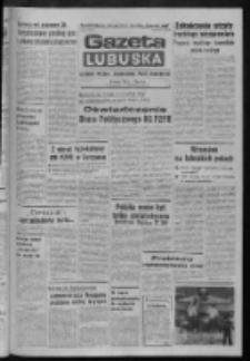 Gazeta Lubuska : dziennik Polskiej Zjednoczonej Partii Robotniczej : Zielona Góra - Gorzów R. XXIX Nr 186 (17 września 1981). - Wyd. A