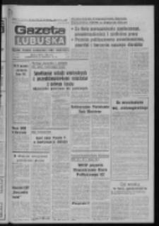 Gazeta Lubuska : dziennik Polskiej Zjednoczonej Partii Robotniczej : Zielona Góra - Gorzów R. XXIX Nr 188 (21 września 1981). - Wyd. A
