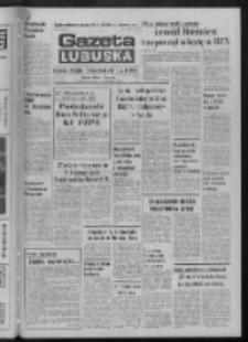 Gazeta Lubuska : dziennik Polskiej Zjednoczonej Partii Robotniczej : Zielona Góra - Gorzów R. XXIX Nr 233 (23 listopada 1981). - Wyd. A