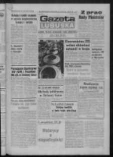 Gazeta Lubuska : dziennik Polskiej Zjednoczonej Partii Robotniczej : Zielona Góra - Gorzów R. XXX Nr 222 (10 listopada 1982). - Wyd. A