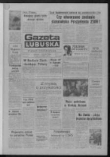Gazeta Lubuska : pismo codzienne : Gorzów - Zielona Góra R. XXXVIII Nr 61 (13 marca 1990). - Wyd. 1