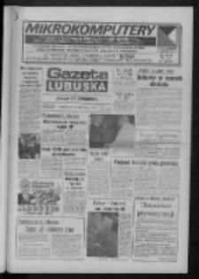 Gazeta Lubuska : dawniej Zielonogórska R. XXXVIII Nr 268 (19 listopada 1990). - Wyd. 1