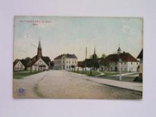 Czerwieńsk / Rothenburg a. Oder; Markt