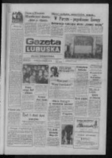 Gazeta Lubuska : dawniej Zielonogórska R. XXXVIII Nr 269 (20 listopada 1990). - Wyd. 1