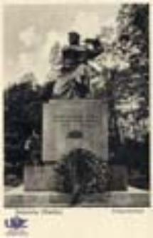 Skwierzyna / Schwerin (Warthe); Kriegerdenkmal
