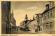 Sulechów / Züllichau; Braustrasse