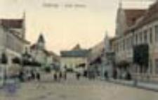 Sulęcin / Zielenzig; Breite Strasse