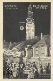 Zielona Góra / Grünberg; Die Weinstadt des Ostens; Miasto wina na wschodzie