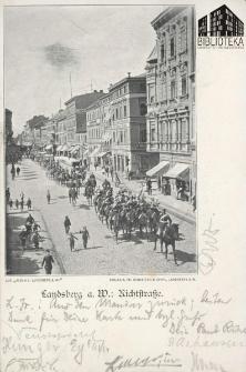Gorzów Wlkp. / Landsberg a. W.; Richtstrasse