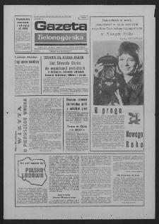 Gazeta Zielonogórska : organ KW Polskiej Zjednoczonej Partii Robotniczej R. XXII Nr 309 (31 grudnia 1973 - 1 stycznia 1974). - Wyd. A