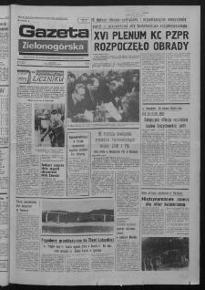 Gazeta Zielonogórska : organ KW Polskiej Zjednoczonej Partii Robotniczej R. XXIV Nr 5 (7 stycznia 1975). - Wyd. A