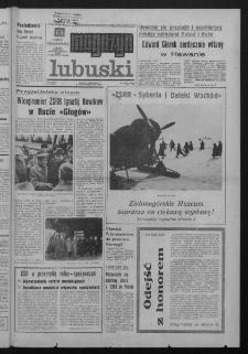 Gazeta Zielonogórska : magazyn lubuski : organ KW Polskiej Zjednoczonej Partii Robotniczej R. XXIV Nr 9 (11/12 stycznia 1975). - Wyd. A