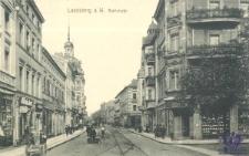 Gorzów Wielkopolski / Landsberg a. W, Richtstrasse