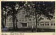 Szprotawa / Sprottau; Adolf Hitler-Schule
