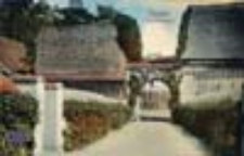 Tuplice / Teuplitz; Schloß-Eingang; Wejście do zamku