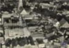 Wschowa / Fraustadt; Fliegeraufnahme