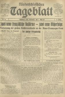 Niederschlesisches Tageblatt, no 101 (Mittwoch, den 2. Mai 1917)