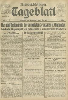 Niederschlesisches Tageblatt, no 102 (Donnerstag, den 3. Mai 1917)