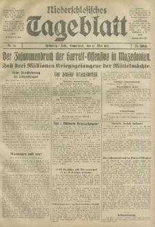 Niederschlesisches Tageblatt, no 110 (Sonnabend, 12. Mai 1917)