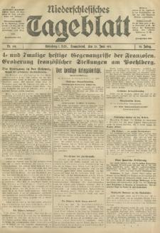 Niederschlesisches Tageblatt, no 144 (Sonnabend, den 23. Juni 1917)