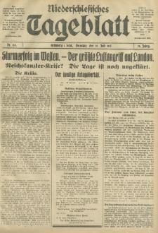 Niederschlesisches Tageblatt, no 158 (Dienstag, den 10. Juli 1917)