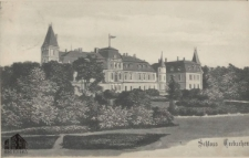 Trzebiechów / Trebschen; Schloss Trebschen