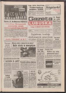 Gazeta Lubuska : dawniej Zielonogórska-Gorzowska R. XLI [właśc. XLII], nr 20 (25 stycznia 1993). - Wyd. 1