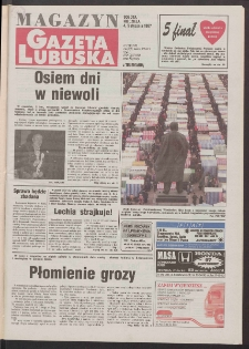 Gazeta Lubuska : magazyn R. XLV [właśc. XLVI], nr 3 (4/5 stycznia 1997). - Wyd. 1