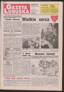 Gazeta Lubuska R. XLV [właśc. XLVI], nr 4 (6 stycznia 1997). - Wyd. 1