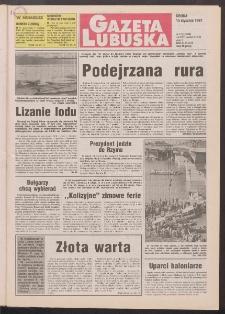 Gazeta Lubuska R. XLV [właśc. XLVI], nr 12 (15 stycznia 1997). - Wyd. 1