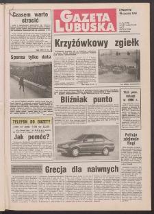 Gazeta Lubuska R. XLV [właśc. XLVI], nr 13 (16 stycznia 1997). - Wyd. 1