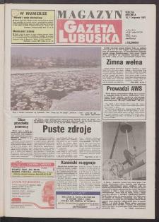 Gazeta Lubuska : magazyn R. XLV [właśc. XLVI], nr 15 (18/19 stycznia 1997). - Wyd. 1