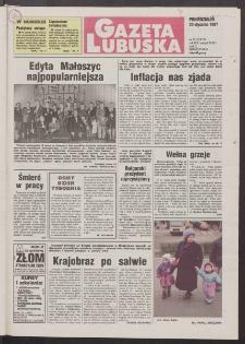 Gazeta Lubuska R. XLV [właśc. XLVI], nr 16 (20 stycznia 1997). - Wyd. 1