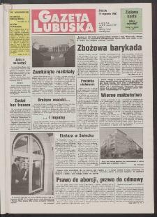 Gazeta Lubuska R. XLV [właśc. XLVI], nr 18 (22 stycznia 1997). - Wyd. 1