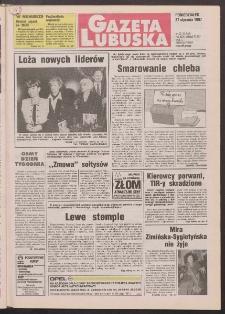 Gazeta Lubuska R. XLV [właśc. XLVI], nr 22 (27 stycznia 1997). - Wyd. 1