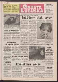 Gazeta Lubuska R. XLV [właśc. XLVI], nr 25 (30 stycznia 1997). - Wyd. 1