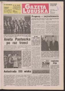 Gazeta Lubuska R. XLV [właśc. XLVI], nr 28 (3 lutego 1997). - Wyd. 1