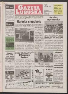 Gazeta Lubuska R. XLV [właśc. XLVI], nr 44 (21 lutego 1997). - Wyd. 1