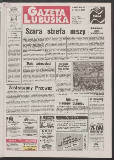 Gazeta Lubuska R. XLV [właśc. XLVI], nr 46 (24 lutego 1997). - Wyd. 1