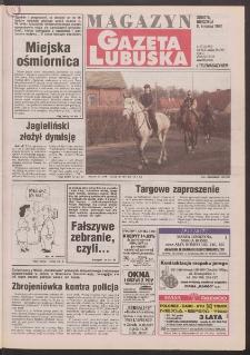 Gazeta Lubuska : magazyn R. XLV [właśc. XLVI], nr 57 (8/9 marca 1997). - Wyd. 1