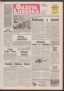 Gazeta Lubuska R. XLV [właśc. XLVI], nr 61 (13 marca 1997). - Wyd. 1